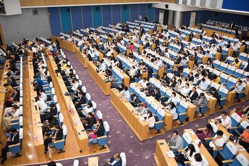 山东省口腔医学会第六次学术年会在山东济南召开