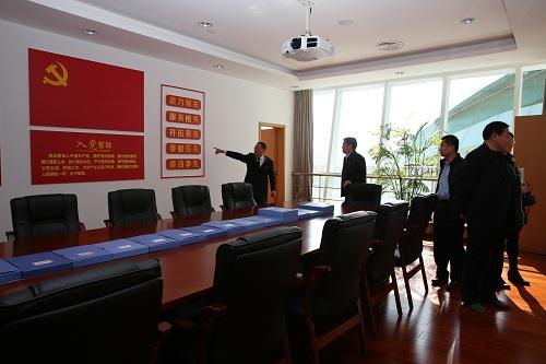 潍坊市委宣讲团到市科技馆宣讲十九大精神